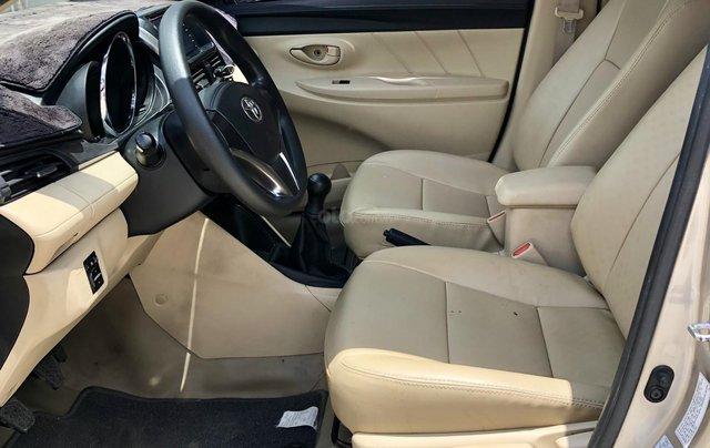 Bán Vios MT 2017 xe bán tại hãng Ford An Lạc có bảo hành4