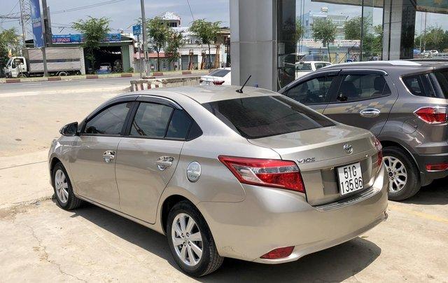 Bán Vios MT 2017 xe bán tại hãng Ford An Lạc có bảo hành7