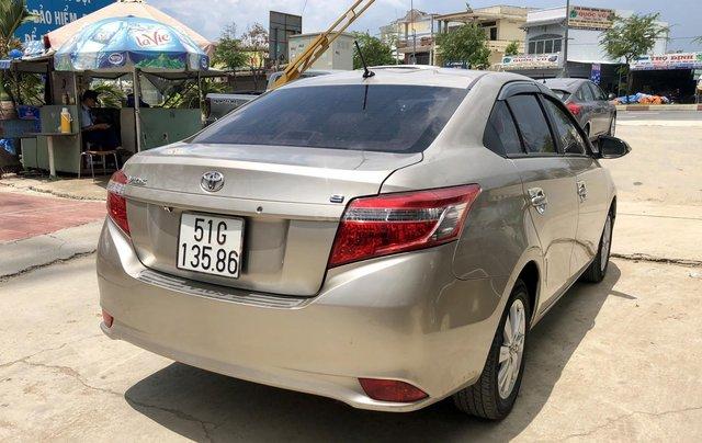 Bán Vios MT 2017 xe bán tại hãng Ford An Lạc có bảo hành8
