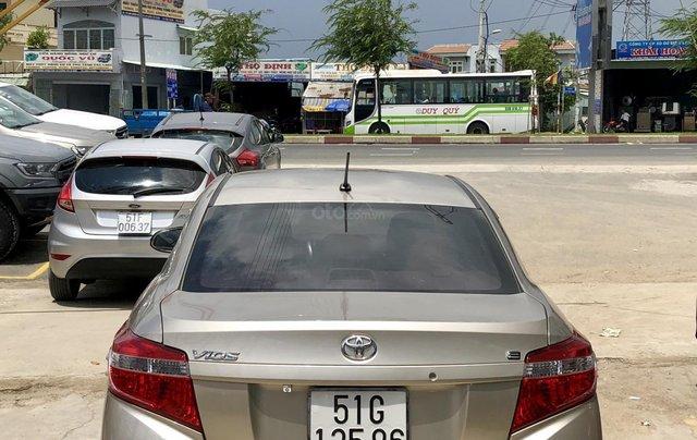 Bán Vios MT 2017 xe bán tại hãng Ford An Lạc có bảo hành9