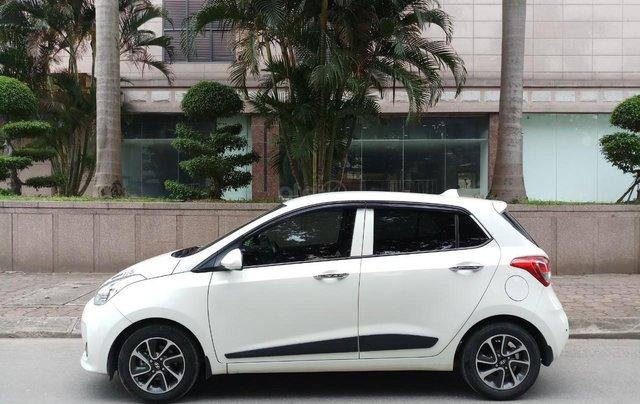 Ô Tô Thủ Đô bán xe Hyundai I10 1.0 MT bản đủ sx 2017, màu trắng, 325 triệu4