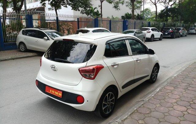 Ô Tô Thủ Đô bán xe Hyundai I10 1.0 MT bản đủ sx 2017, màu trắng, 325 triệu1
