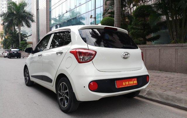 Ô Tô Thủ Đô bán xe Hyundai I10 1.0 MT bản đủ sx 2017, màu trắng, 325 triệu2
