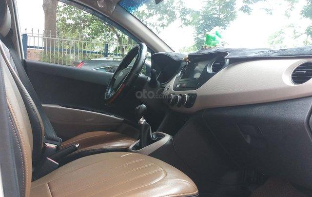 Ô Tô Thủ Đô bán xe Hyundai I10 1.0 MT bản đủ sx 2017, màu trắng, 325 triệu5
