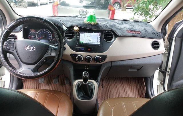 Ô Tô Thủ Đô bán xe Hyundai I10 1.0 MT bản đủ sx 2017, màu trắng, 325 triệu6
