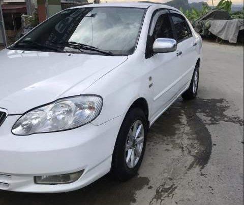 Bán Toyota Corolla 2003, màu trắng còn mới, giá tốt1