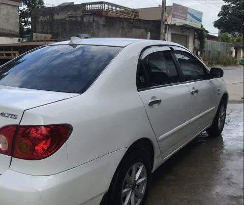Bán Toyota Corolla 2003, màu trắng còn mới, giá tốt4