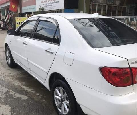 Bán Toyota Corolla 2003, màu trắng còn mới, giá tốt3