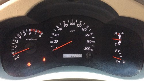 Xe Toyota Innova 2.0 AT năm sản xuất 2010, màu bạc2