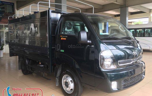 Bán Kia K250 động cơ Hyundai tải trọng 2.49 tấn, giá tốt tại Bình Dương, có hỗ trợ trả góp - LH: 0944.813.9121
