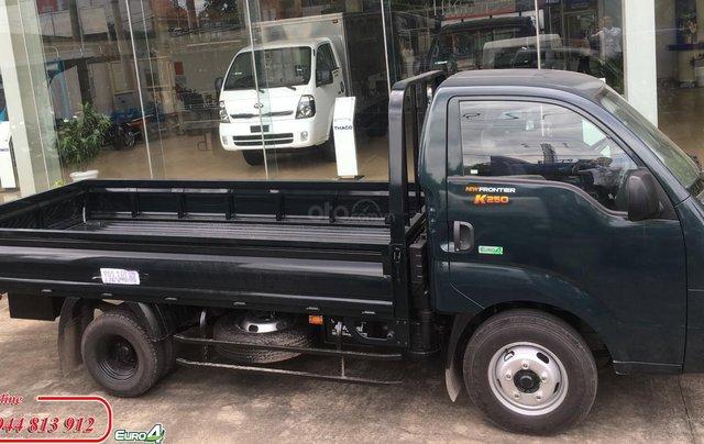 Cần bán xe tải 2,5 tấn - Kia K250 thùng lửng đời 2019, giao xe ngay tại Bình Dương - LH: 0944.813.9121