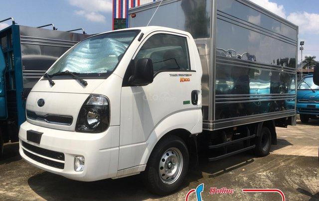 Xe tải 2 tấn, động cơ Hyundai, thùng kín - Thaco Kia K200 - Giao xe ngay tại Bình Dương - LH: 0944 813 9121