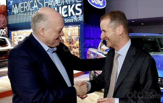 Volkswagen và Ford sắp kết thúc đàm phán, chuẩn bị sản xuất xe điện cùng nhau