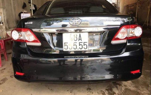 Cần bán gấp Toyota Corolla altis 2011, màu đen, nhập khẩu nguyên chiếc chính chủ1