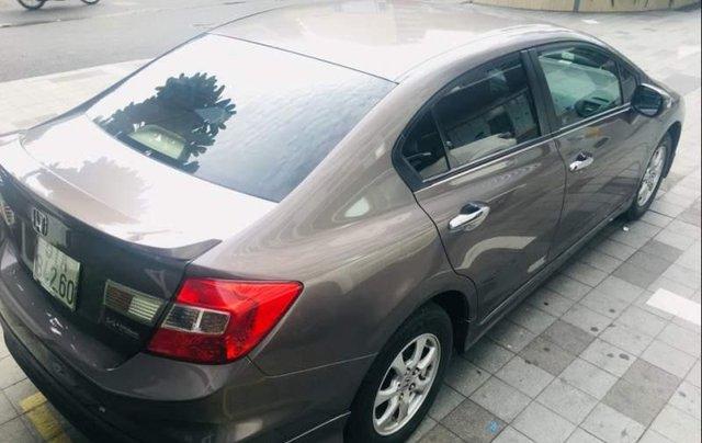 Bán Honda Civic 1.8AT sản xuất 2014 chính chủ, giá chỉ 525 triệu4