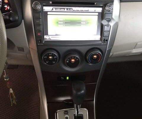 Cần bán gấp Toyota Corolla altis 2011, màu đen, nhập khẩu nguyên chiếc chính chủ4