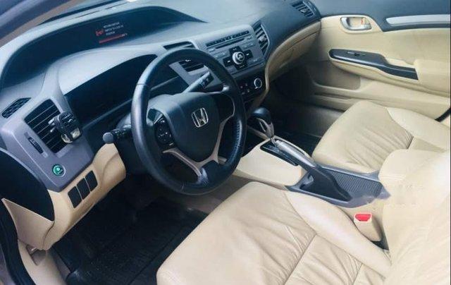 Bán Honda Civic 1.8AT sản xuất 2014 chính chủ, giá chỉ 525 triệu3