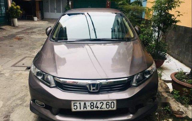 Bán Honda Civic 1.8AT sản xuất 2014 chính chủ, giá chỉ 525 triệu0