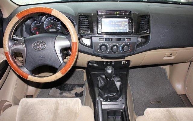 Cần bán xe Toyota Fortuner G đời 2016, giá 845tr3