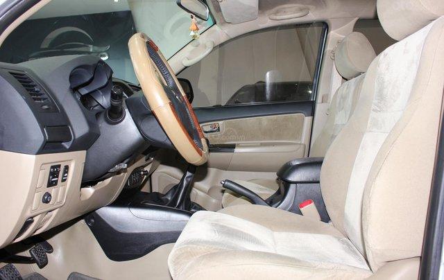 Cần bán xe Toyota Fortuner G đời 2016, giá 845tr4