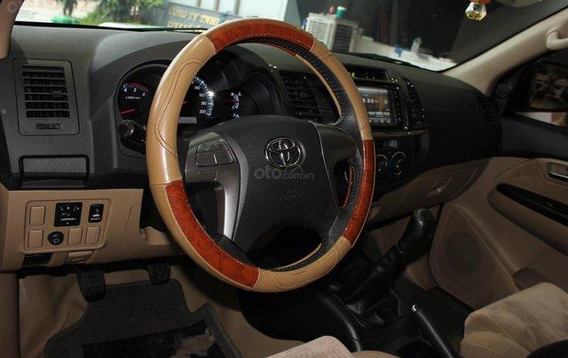 Cần bán xe Toyota Fortuner G đời 2016, giá 845tr5