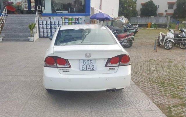 Bán Honda Civic 2.0 Limited Edition năm 2010, màu trắng chính chủ5