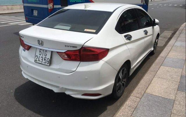 Cần bán Honda City 2016 số tự động, xe chính chủ sử dụng không đụng hay va chạm3