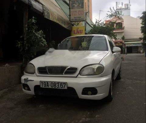 Bán Daewoo Lanos đời 2004, màu trắng0