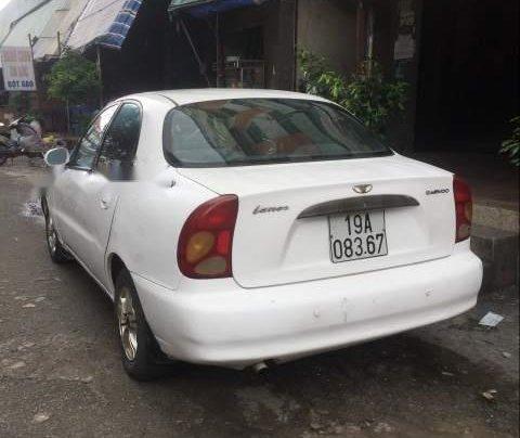 Bán Daewoo Lanos đời 2004, màu trắng1