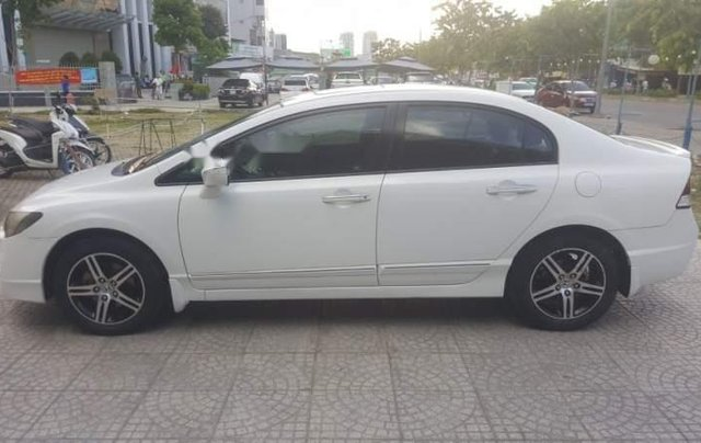 Bán Honda Civic 2.0 Limited Edition năm 2010, màu trắng chính chủ0