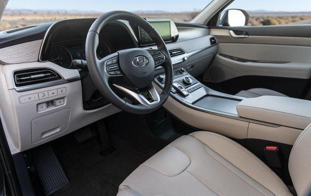 Hyundai Palisade mới sắp trình làng tại Việt Nam10