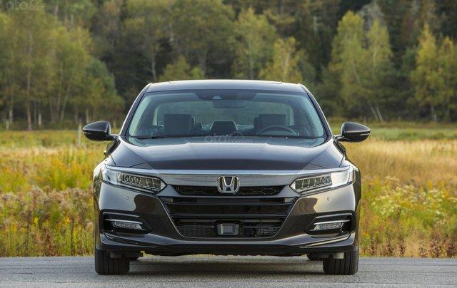 Honda Accord 2019 chuẩn bị xuất hiện tại Việt Nam5