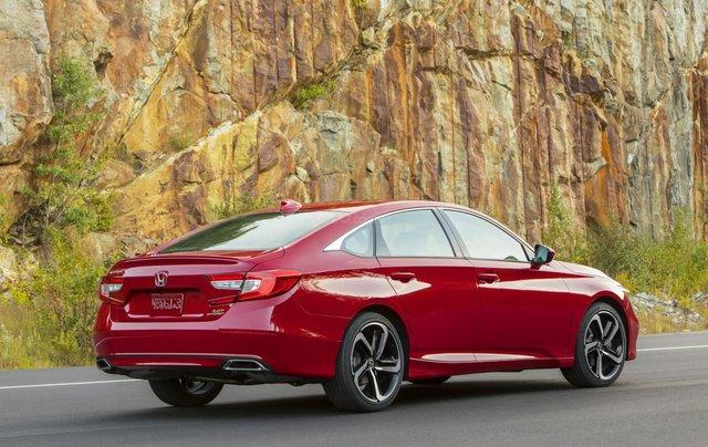 Honda Accord 2019 chuẩn bị xuất hiện tại Việt Nam8