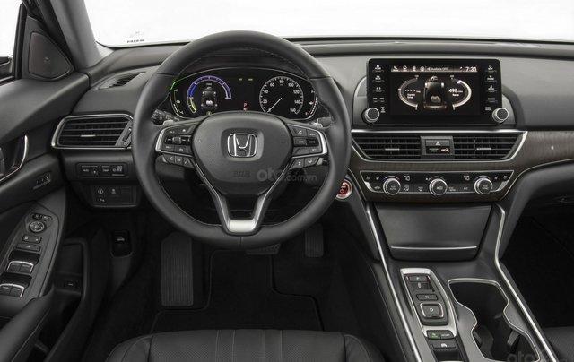 Honda Accord 2019 chuẩn bị xuất hiện tại Việt Nam24