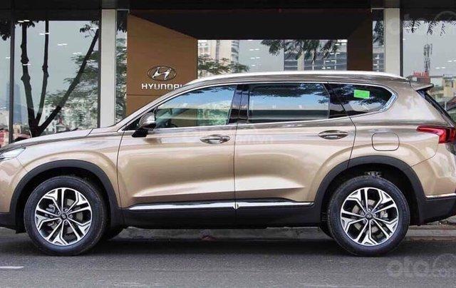 Hyundai Santa Fe 2019, full các bản từ 1 tỷ, giao xe ngay, đủ màu, tặng gói phụ kiện hấp dẫn không giới hạn2