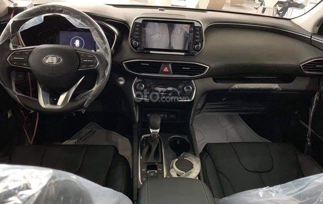 Hyundai Santa Fe 2019, full các bản từ 1 tỷ, giao xe ngay, đủ màu, tặng gói phụ kiện hấp dẫn không giới hạn4
