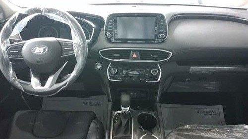 Bán Hyundai Santa Fe 2.4 AT năm sản xuất 2019, màu trắng 7
