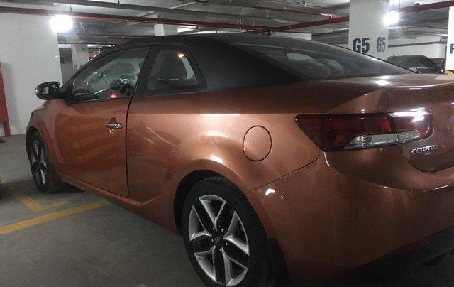 Bán rẻ xe Kia Cerato Koup 2.0, 5 chỗ, 2 cửa, màu cam, nhập khẩu0