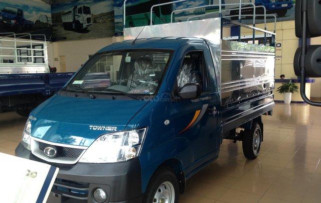 Giá xe tải 8 tạ, 9 tạ Trường Hải, khuyến mãi 100% lệ phí trước bạ0