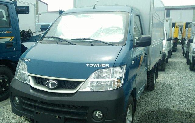 Giá xe tải 8 tạ, 9 tạ Trường Hải, khuyến mãi 100% lệ phí trước bạ2