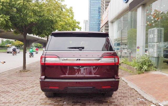 Bán Lincoln Navigator Black Label màu đỏ, sản xuất 2019, nhập Mỹ, xe giao ngay5