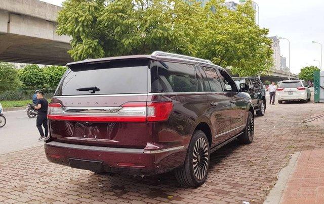 Bán Lincoln Navigator Black Label màu đỏ, sản xuất 2019, nhập Mỹ, xe giao ngay6