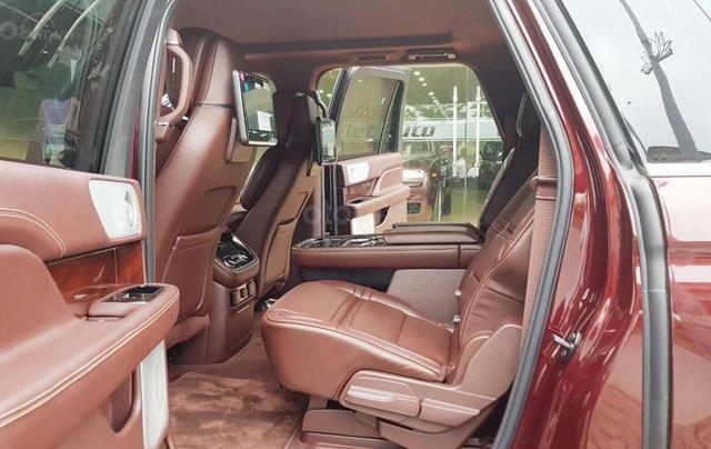 Bán Lincoln Navigator Black Label màu đỏ, sản xuất 2019, nhập Mỹ, xe giao ngay9