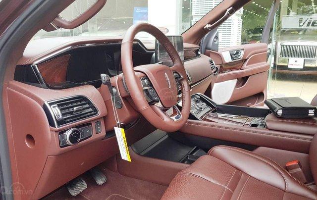 Bán Lincoln Navigator Black Label màu đỏ, sản xuất 2019, nhập Mỹ, xe giao ngay11