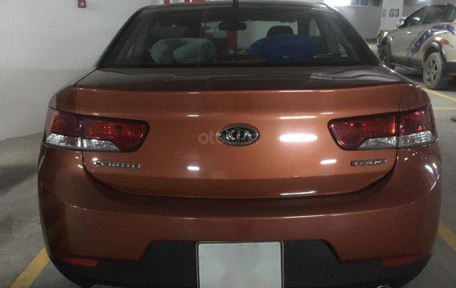 Bán rẻ xe Kia Cerato Koup 2.0, 5 chỗ, 2 cửa, màu cam, nhập khẩu2