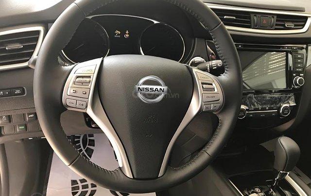 Bán xe Nissan X trail V Series 2.0 SL Premium đời 2018, màu trắng, giá tốt3