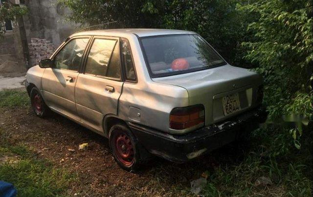 Bán Kia Pride đời 1993, màu bạc, nhập khẩu, xe chạy cực kì ổn định0