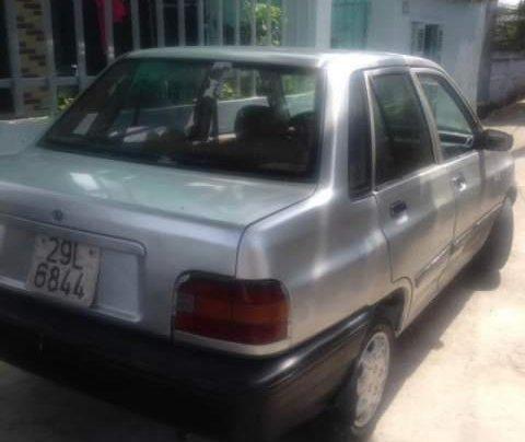 Bán Kia Pride đời 1993, màu bạc, nhập khẩu, xe chạy cực kì ổn định5