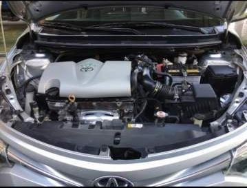 Bán Toyota Vios năm 2017, xe nhập, không kinh doanh4