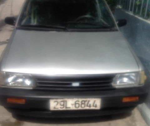 Bán Kia Pride đời 1993, màu bạc, nhập khẩu, xe chạy cực kì ổn định4